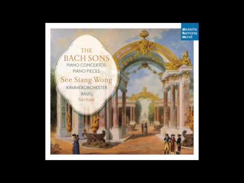 Johann Christian Bach - Piano Sonata Op. 17 No. 5 - 1. Allegro