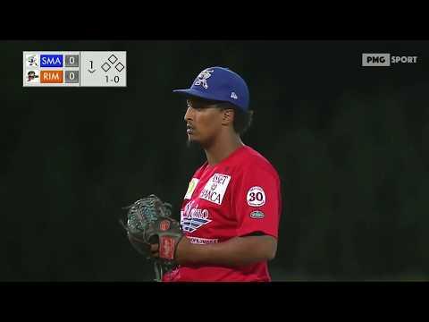 IBL 2017: Rimini Baseball Club vs San Marino Baseball! Gara 3
