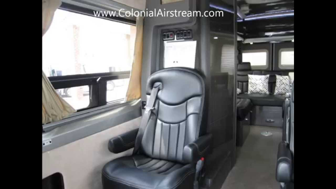 2013 Airstream Interstate 3500 Ext Lounge 9 Passenger ...