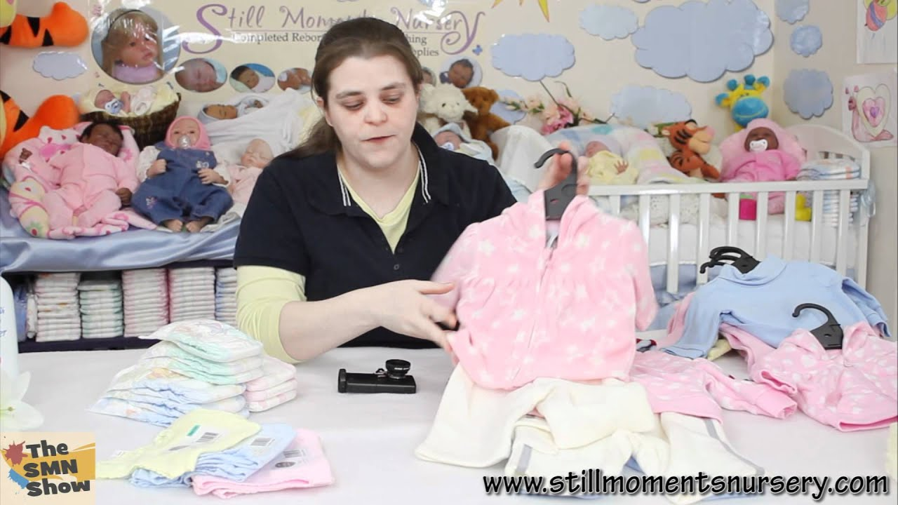 Reborn doll clothing haul from Kmart The SMN Show 224