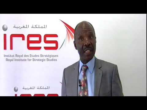M. Gordon KIHALANGWA, Général de Division, Directeur du Département des services de l'immigration