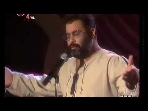 Ahmet Kaya - Kum Gibi   1994 Canlı Performans   HD Video