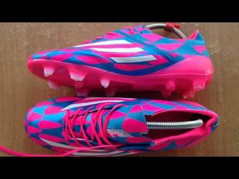 REVIEW ADIDAS ADIZERO F50 IV .. By รองเท้าฟุตบอล กันเอง