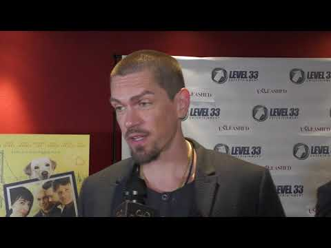 UNLEASHED Premiere - Carpet Chat with STEVE HOWEY