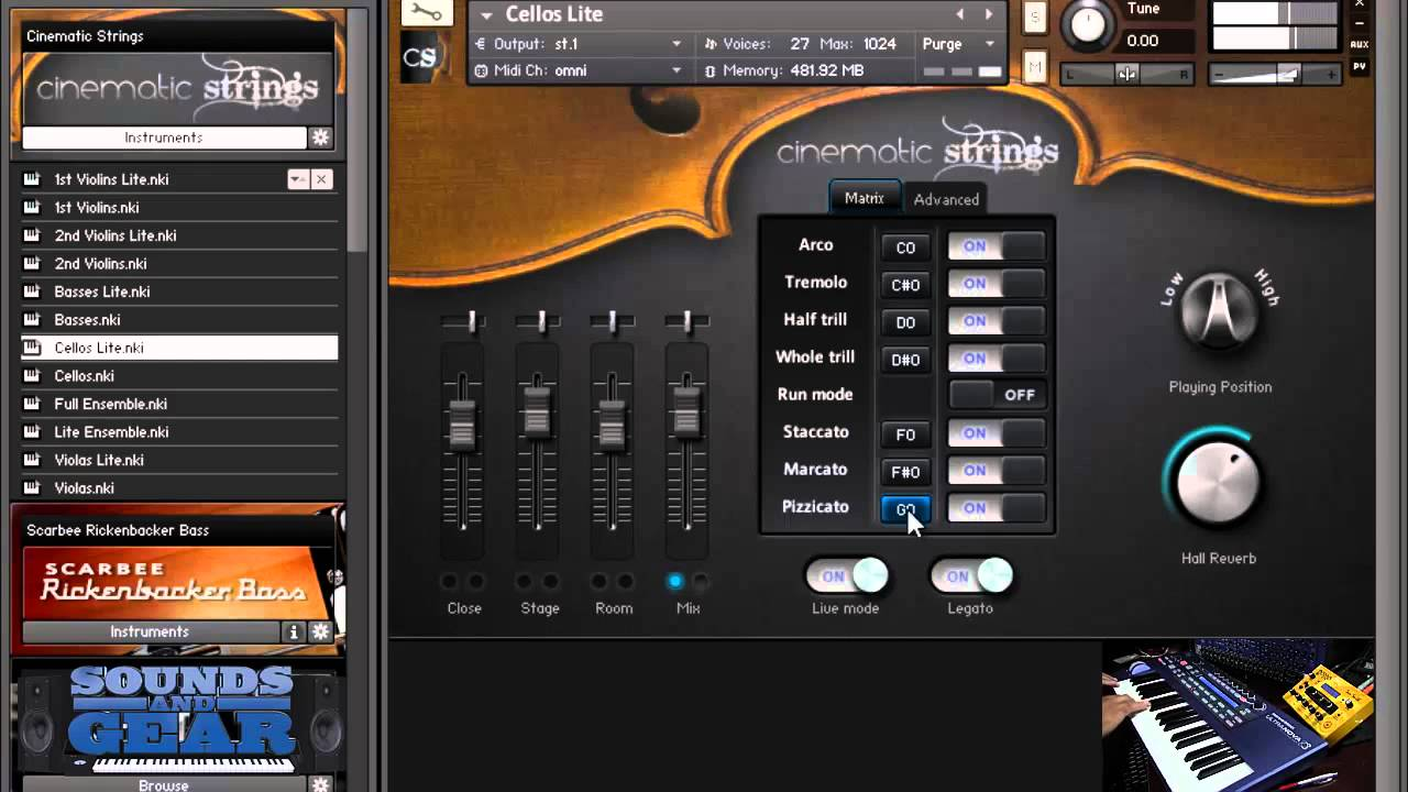 Cinematic strings 2 kontakt free download | Cinematic Studio