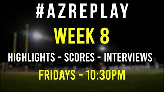 #AZREPLAY - Week 8 Arizona High School football highlights, scores & interviews