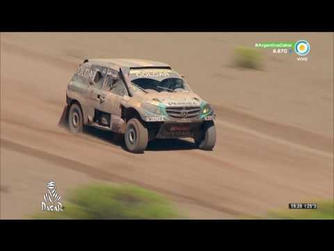 Rally Dakar 2017 - Etapa 8 -  Autos