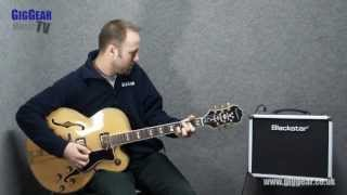 Epiphone Broadway Video Review