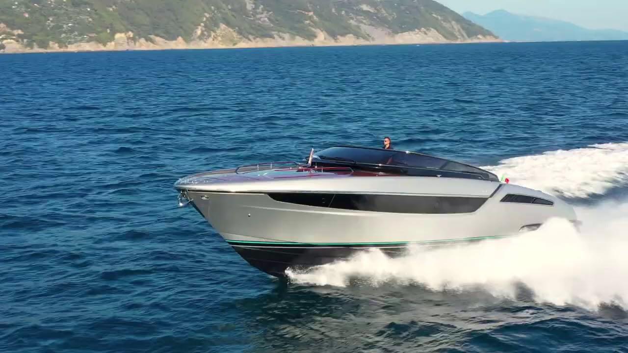 Luxury Yacht Riva Dolceriva Ferretti   YouTube