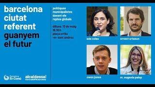 Barcelona ciutat referent - Guanyem el futur.