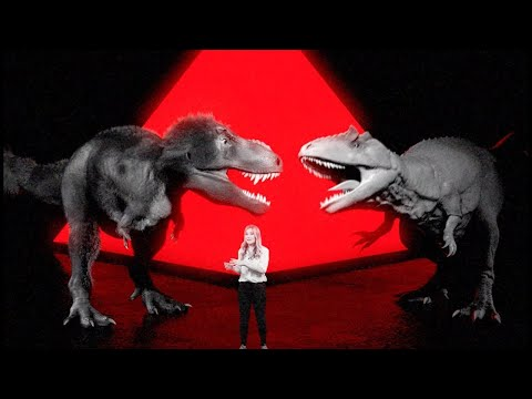 Size Matters: Dinosaur VS Dinosaur: Death Match - Earth Unplugged