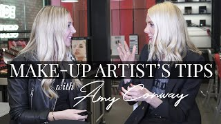 Make-Up Artists Tips With Amy Conway