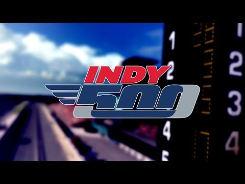 2018 iRacing Indy 500