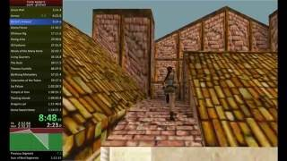 TR2 Glitched SS 1:12:52 igt (PC) Speedrun (Old)