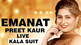 """Live with Emanat Preet Kaur for upcoming song """"Kaleshan"""""""