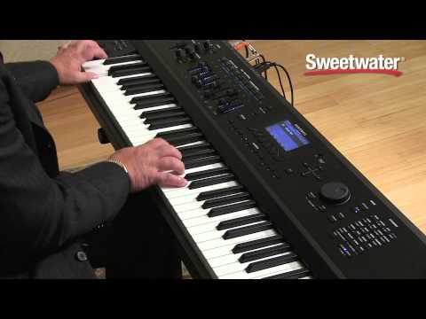Kurzweil Forte Digital Stage Piano Demo - Sweetwater Sound
