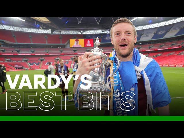 Jamie Vardy: Goals, Assists & Highlights | 2020/21 Season