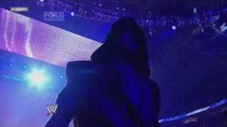 WWE The Undertaker returns to SmackDown (5/28/2010) Entrance