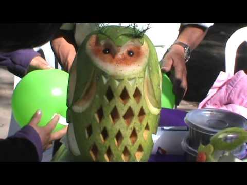 Figuras en frutas youtube - Como hacer figuras con chuches ...