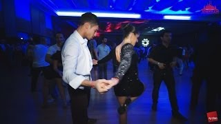 SHANI TALMOR - CEM DEMIR SOCIAL SALSA | 3.ISTANBUL DANCE FESTIVAL
