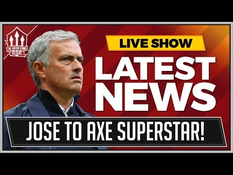 MOURINHO To Drop MAN UTD Star! MAN UTD News