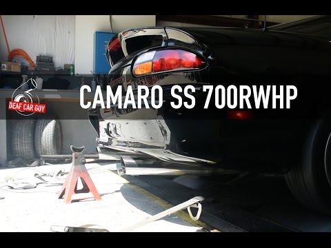 Camaro SS 427 LS2 700RWHP