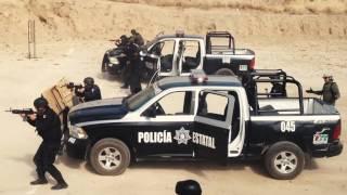 Entrenamiento Táctico en Instituto Superior de Seguridad Público del Estado