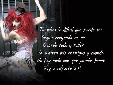 Opheliac - Emilie Autumn (Subtitulos en Español)