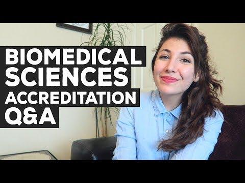 Biomedical Sciences Accreditation & Accredited Courses Q&A | Atousa