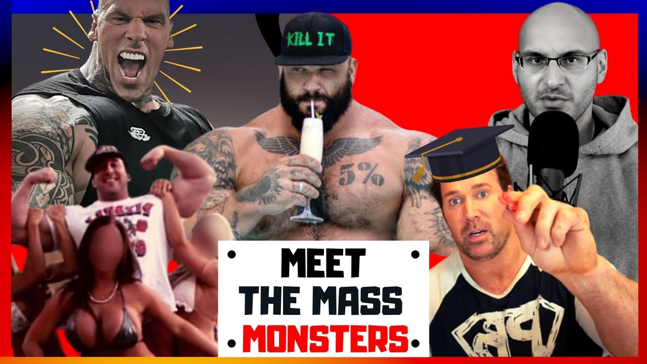 Meet the MASS MONSTERS of Fitness