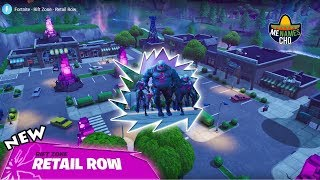 💥MenamesCho's LIVE 🔵 NEW RIFT ZONE RETAIL ROW 💫 10.10 Patch Update Fortnite 🆕 14th August 2019