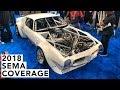 2018 SEMA Show Highlights - Insane Cars & Trucks! - Day 1