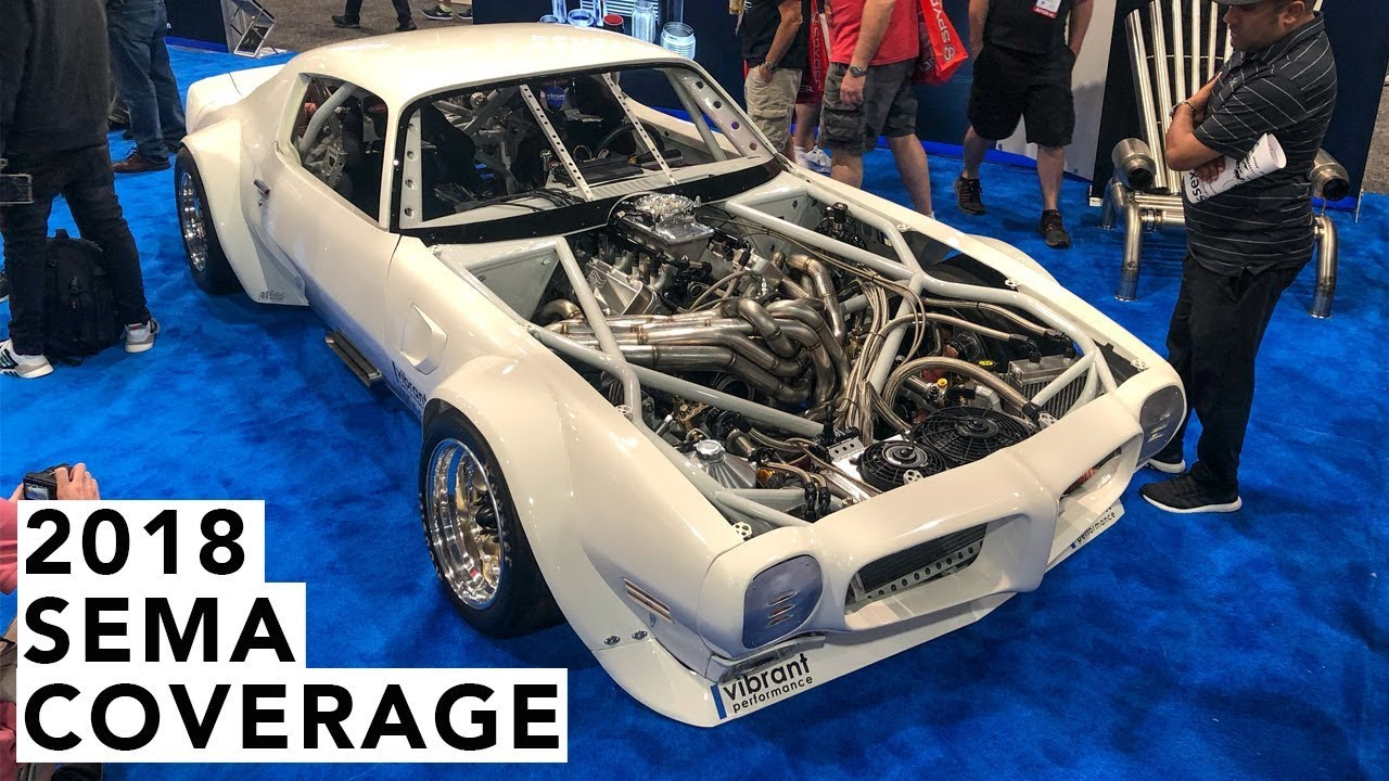 2018 sema show highlights insane cars trucks day 1 youtube. Black Bedroom Furniture Sets. Home Design Ideas