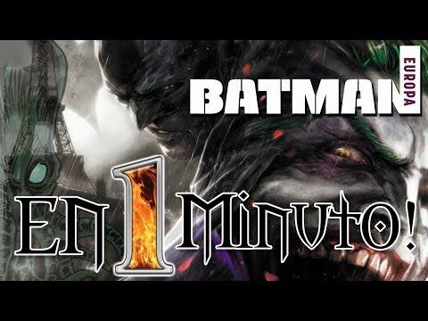 Batman Europa en 1 Minuto! || RPNety