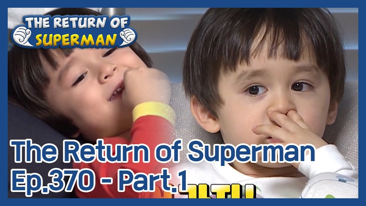 The Return of Superman EP.370-Part.1 | KBS WORLD TV 210228
