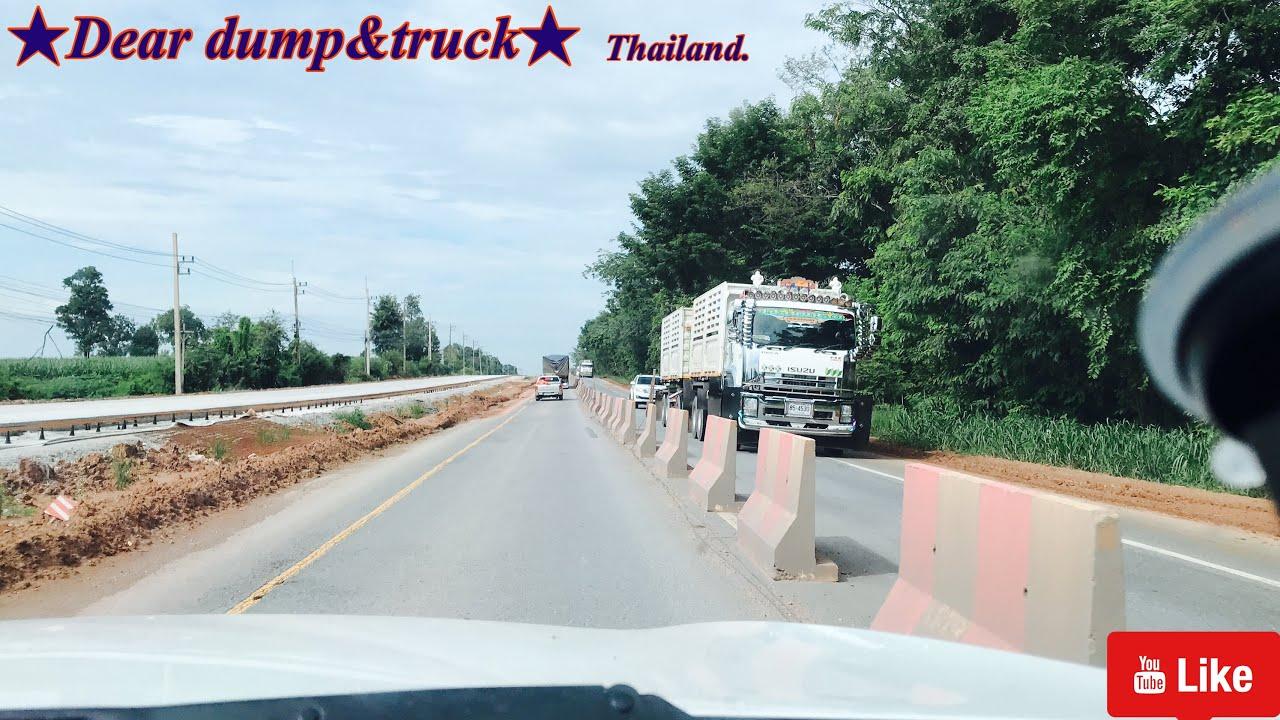 #ชมบรรยากาศช่วงเช้า ดูสิว่า Dear dump&truck Thailand. จะเดินทางไปที่ไหน Ep.203