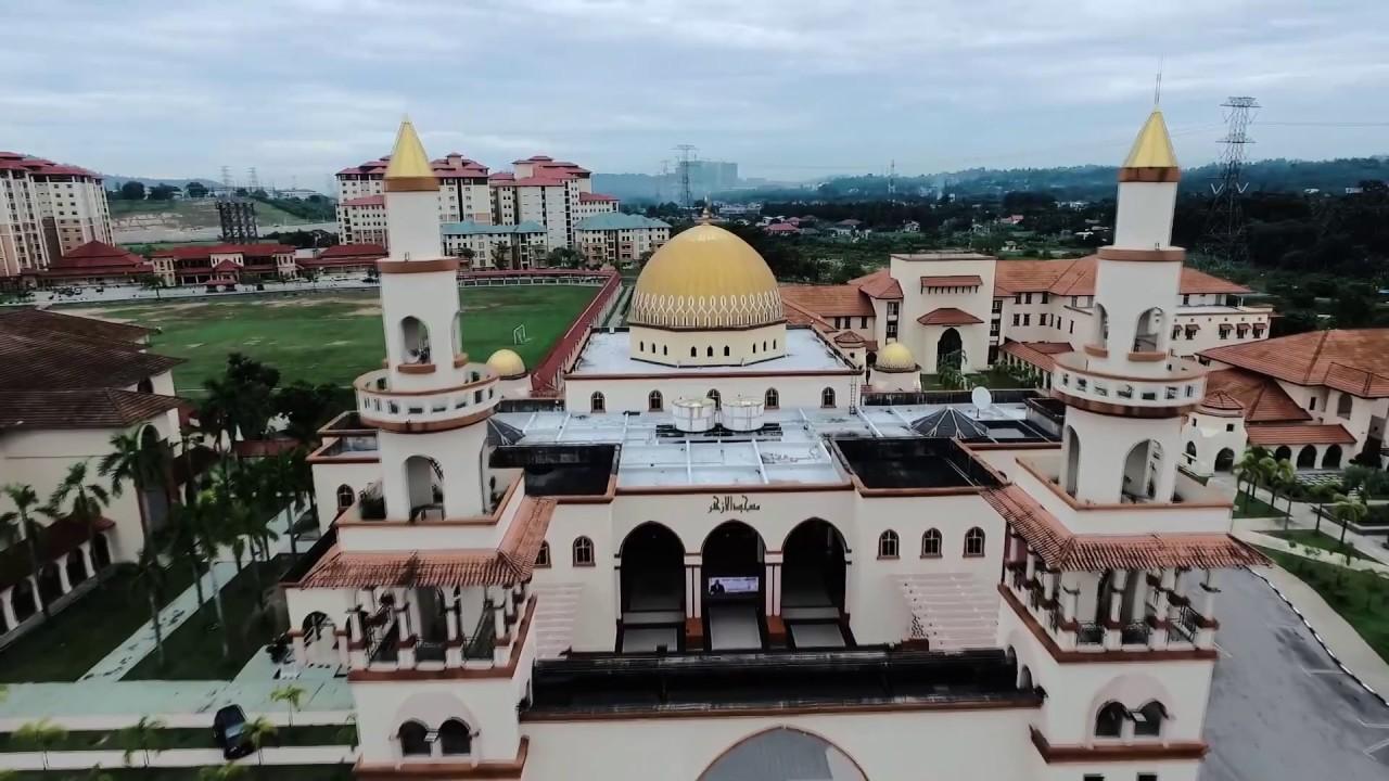 Kuis Kolej Universiti Islam Antarabangsa Selangor Aerial View Youtube