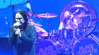 Black Sabbath - Under the Sun/Every Day Comes and Goes - live in Zurich 20.6.2014