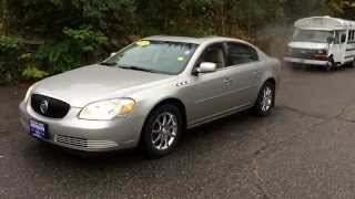 2006 Buick Lucerne CXL YouTube Walkaround at Benson Auto in Franklin NH For Sale