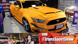 27th Trans Sport Show Presented by Shell Helix Ultra 2018