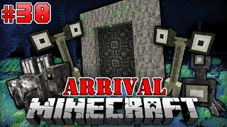 DIMENSION unterm BEDROCK - Minecraft Arrival #038 [Deutsch/HD]