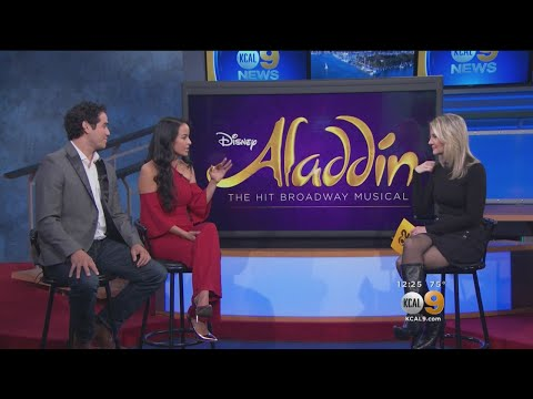'Aladdin' Playing At the Pantages