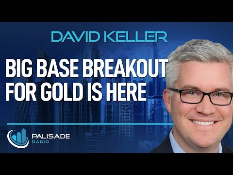 David Keller: Big Base Breakout for Gold is Here thumbnail