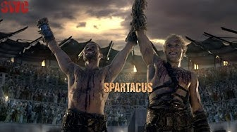 Spartacus & Varro kämpfen zusammen in der Arena ( Deutsch HD ) 1x10