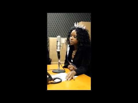 Ms Arkansas United States, 2014 Sherry E. Livingston Radio KUAP 89.7 FM