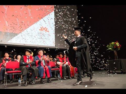 AIB 2018 Mid-Year Graduation - Behind The Scenes