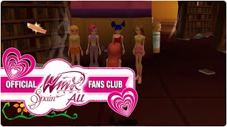Winx Club PC Game - 14. Winx Club go to Cloud Tower
