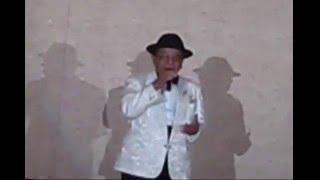 京 信也さんのレビューパーティで川島義明が歌いました。