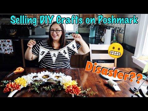 making-fall-crafts-&-selling-them-on-poshmark