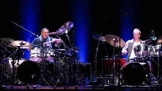 Konnakol (Drum solo/battle Ranjit Barot vs. Gary Husband) - John McLaughlin & The 4th Dimension